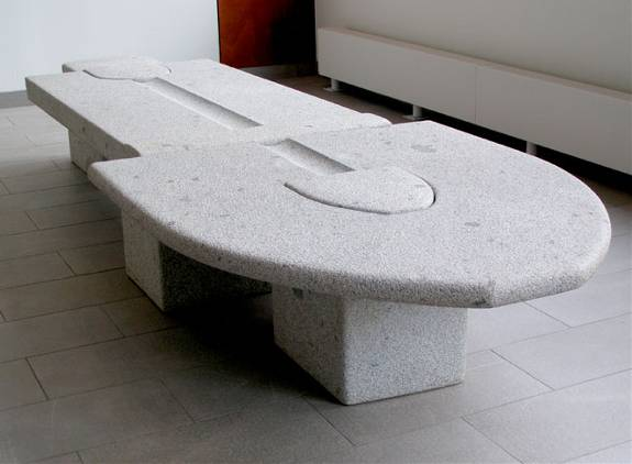 1 Mesa de Granito