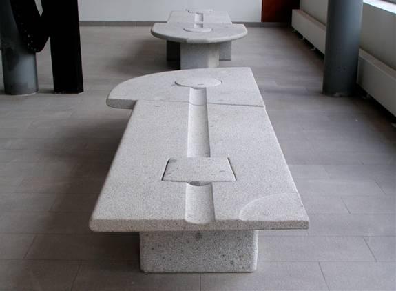 2 Mesas de Granito