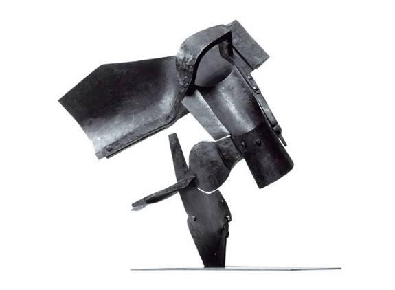 Instrumento de Viento en Acero Forjado II