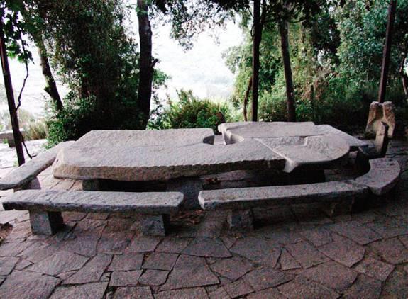 Mesa de Granito I