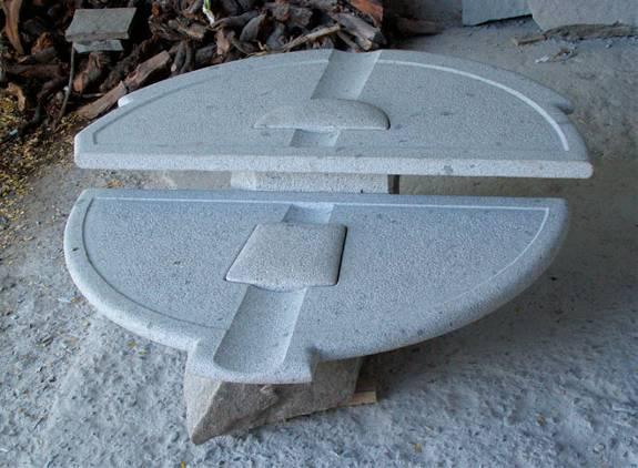 Mesa de Granito II