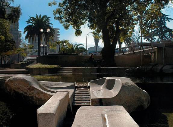 Plaza Pedro de Valdivia III